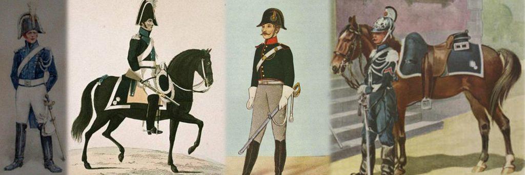 De historie van het wapen der Koninklijke Marechaussee